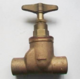 Yorkshire 22mm Brass Soldered Stop Cock - 07001720
